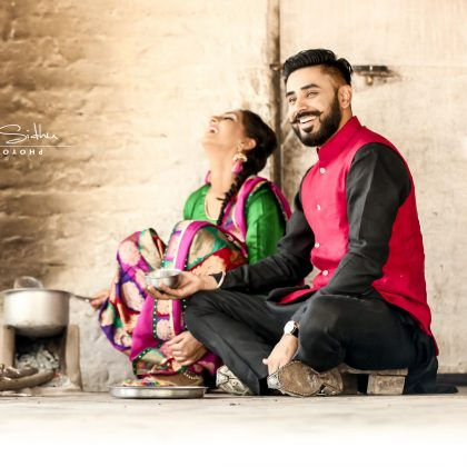 Pre wedding Jyot&Harpreet Chandigarh